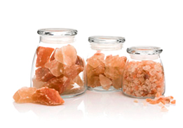 Himalayan Pink Bath Salt Crystals
