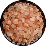 Bolivian Rose - Andes Mountain Salt (Extra Coarse)