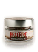 Hellfire� - Smoked Habanero Sea Salt - 2.5 oz Glass Jar