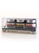 Smokehouse Trio - Smoked Salt Collection