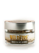 Wildfire� - Smoked Sea Salt & Herbs - 2.5 oz Glass Jar