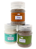 Artisan Gourmet Sea Salts - Flip Top Jars