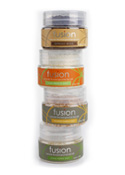 Fusion� - Naturally Flavored Sea Salts